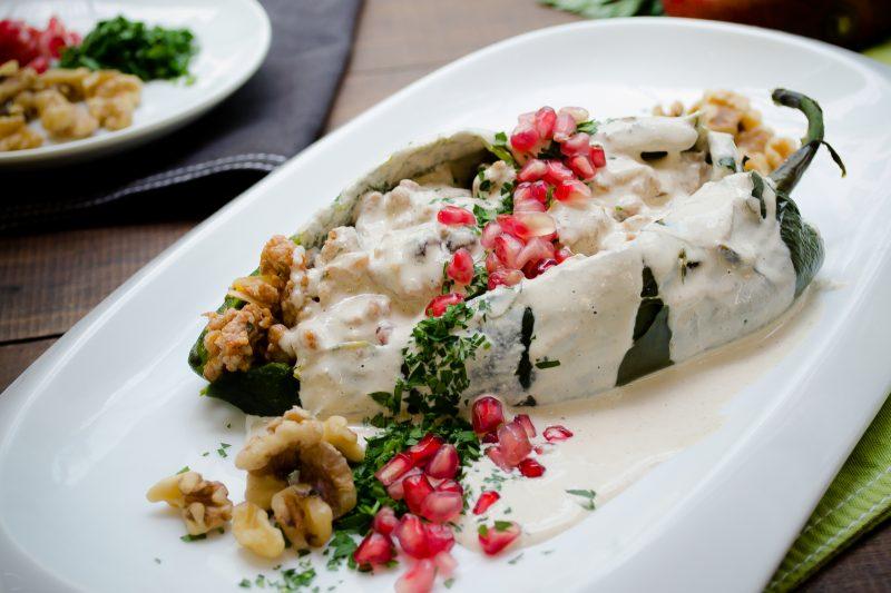 den mexikansk maten